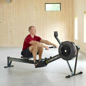 concept2 d rower