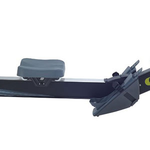 concept2 d rower seat and footrests