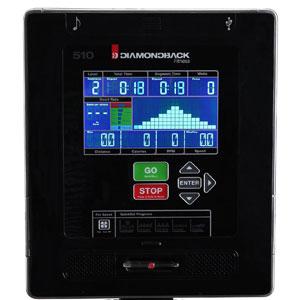 diamondback sr510 console