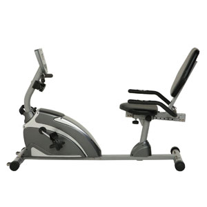 Exerpeutic 900XL Extended Capacity Recumbent Bike