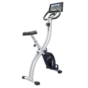 innova fitness xb350 upright folding bike