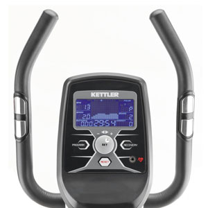 kettler advantage handlebars and console