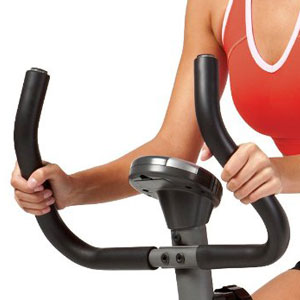 marcy upright mag bike handlebar