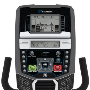 nautilus r614 multifunctional console