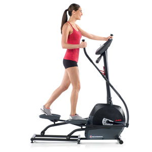 schwinn a40 elliptical trainer