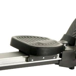 stamina avari magnetic rower ribbed seat