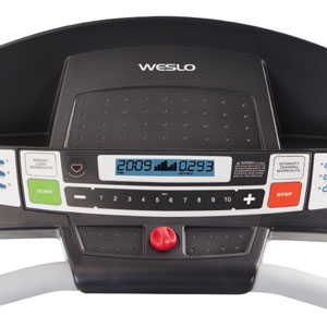 weslo g59 console