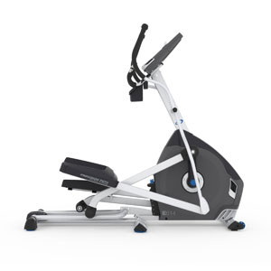 nautilus elliptical e614 side view
