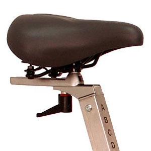 m3 pluse - keiser bike - seat