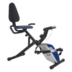 ProGear 190 Compact Space Saver Recumbent Bike