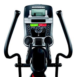 elliptical Schwinn 430 console