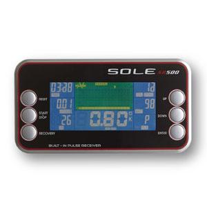 sole sr500 console