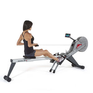 air and magnetic rower sole sr500