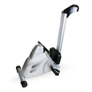 velocity exercise chr-2001 rower - folded frame