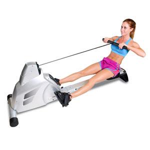 velocity exercise rower - chr-2001