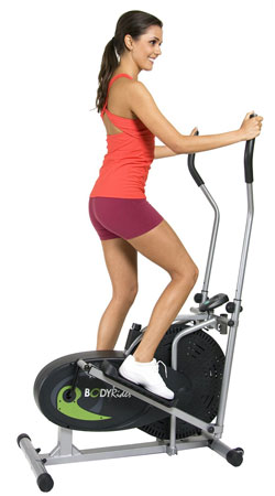 body rider br1830 elliptical machine