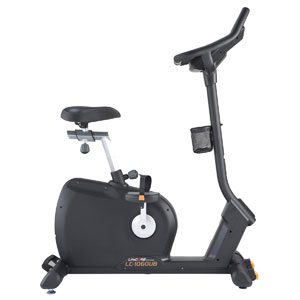 LifeCORE Fitness 1060UB Upright Exercise Bike