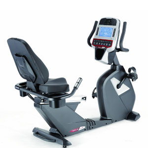 SOLE LCR Light Commercial Recumbent Bike