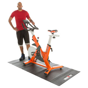 triathlon x-class 510 bike and mat