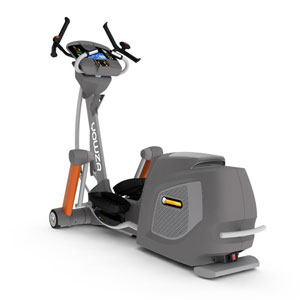 yowza fitness miami elliptical frame