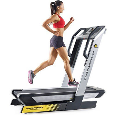 proform boston marathon treadmill - 4.0 model