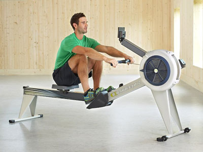 concept2 model e air rower