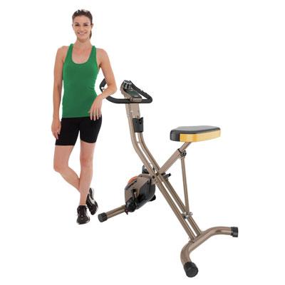 vélo pliable Exerpeutic Gold 500 XLS