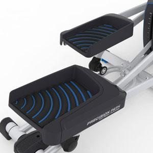 nautilus elliptical e616 pedals