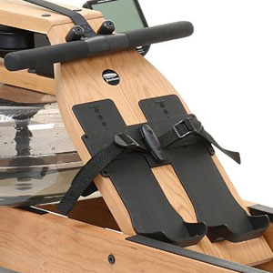 footplates on oxbridge waterrower