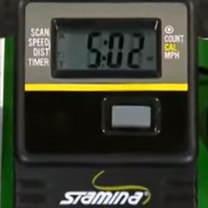 stamina 1205 - fitness monitor