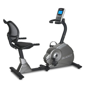 Bladez Fitness R300 Recumbent Bike