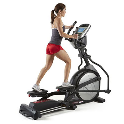 sole elliptical machine - model e55