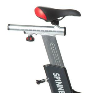 spinner blade spin bike - seat