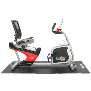 Ironman Triathlon X-Class 410 Recumbent Bike