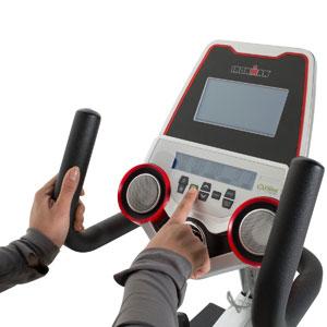 console - ironman fitness - triathlon x-class 410