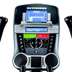 Console unit - schwinn 470 elliptical
