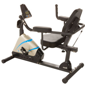 Exerpeutic 2000 High Capacity Recumbent Bike