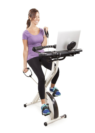 fitdesk v2.0 exercise bike