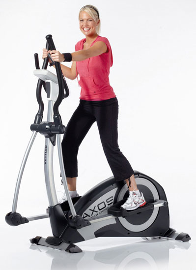 kettler elliptical - axos cross p