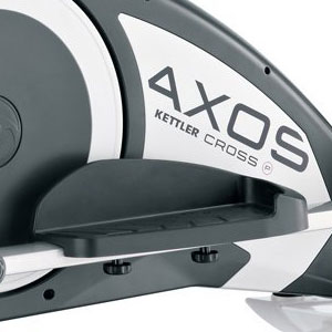 axos cross p elliptical - polyurethane pedals