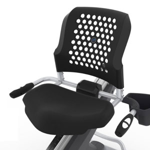 seat on nautilus bike r616