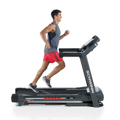 Schwinn running treadmill - model 870