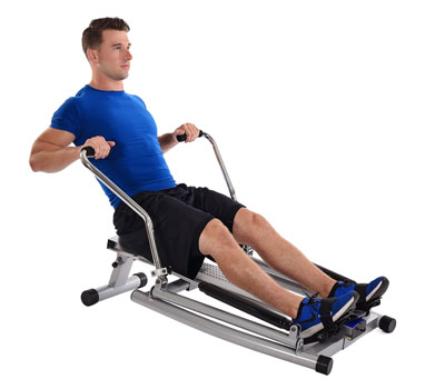 stamina rowing machine - orbital 1215