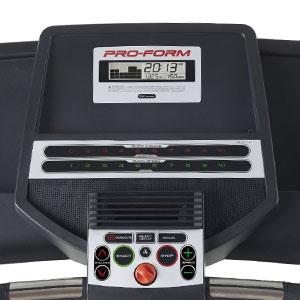 proform zt4 treadmill console unit