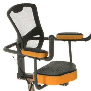 exerpeutic 4000 - seat, armrests, backrest