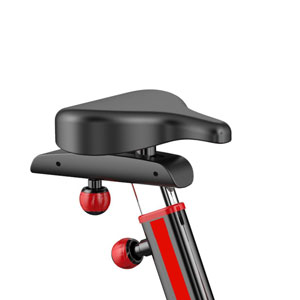fs1 fitleader cycling bike - adjustable seat