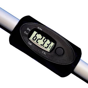 gazelle edge - fitness meter