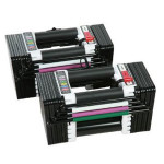powerblock adjustable dumbbells - elite series - 70 lb set