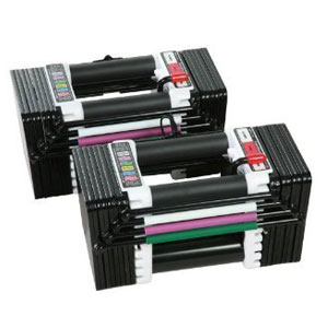 PowerBlock Elite Dumbbells Set 70 lbs