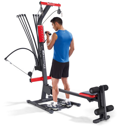 bowflex pr1000 home gym machine